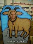 Steven the goat boy